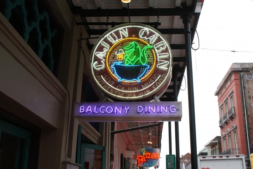 Cajun Cabin - New Orleans, LA