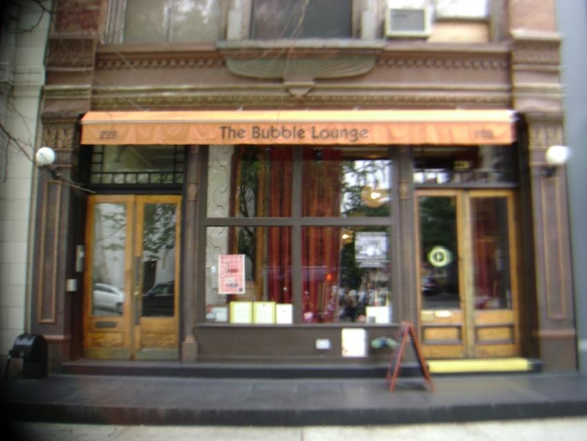 Bubble Lounge - New York, NY