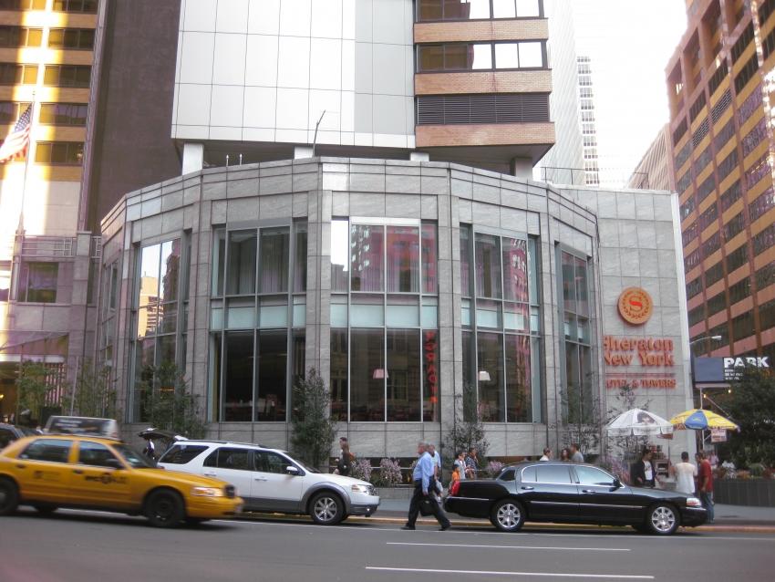 Sheraton Manhattan Fitness Center - New York, NY