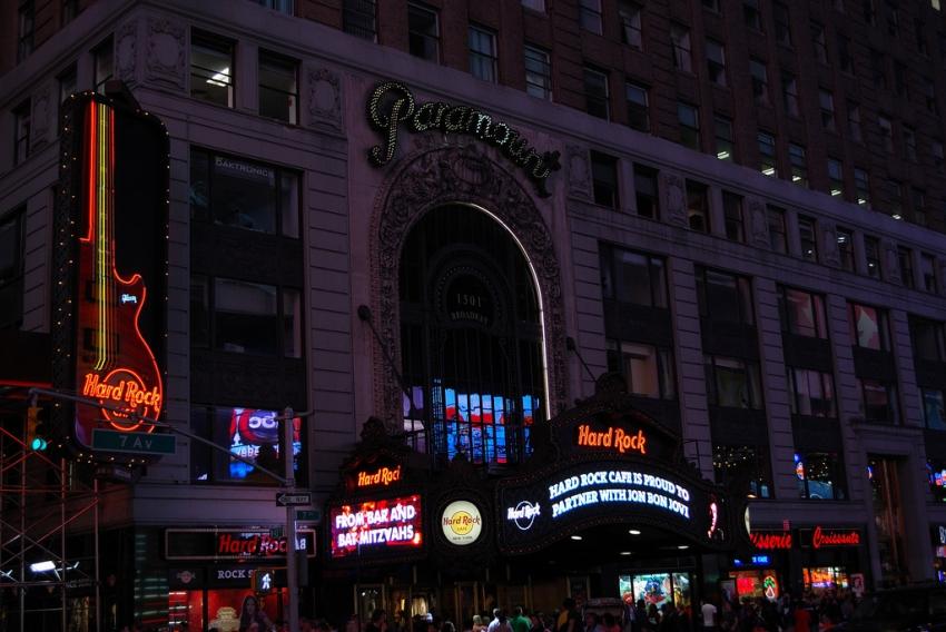 Hard Rock Cafe - New York, NY