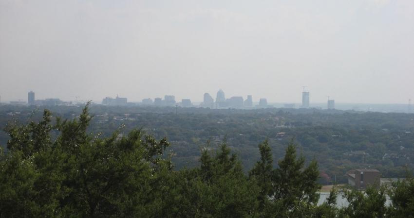Mount Bonnell Park - Austin, TX