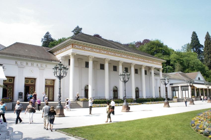 kurhaus kaiserallee 1 baden baden germany