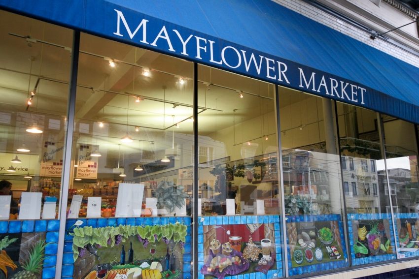 Mayflower Market - San Francisco, CA