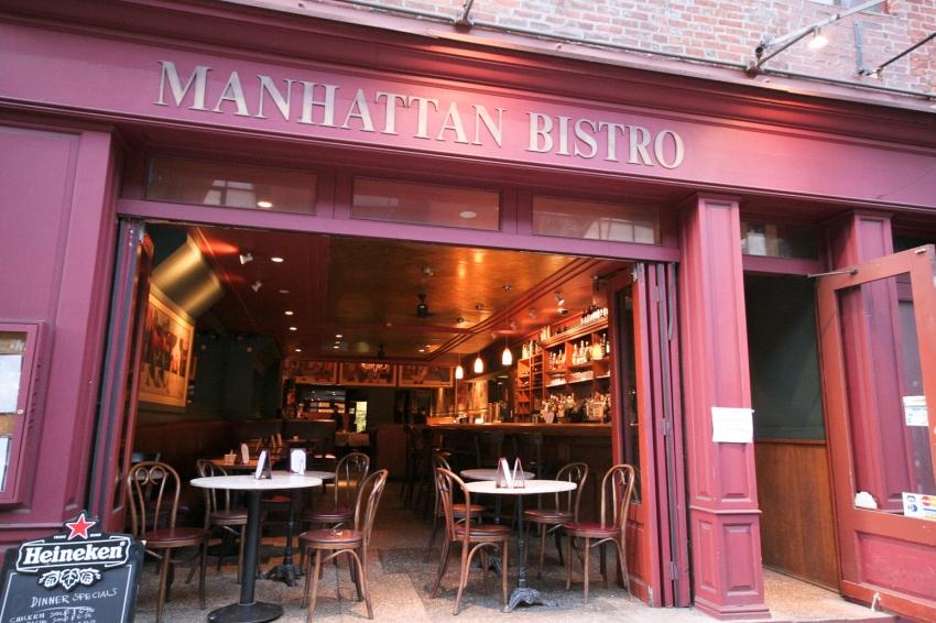 Manhattan Bistro - New York, NY