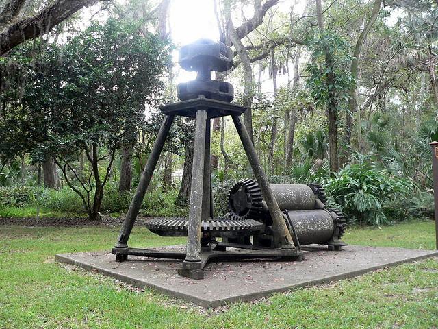 Dunlawton Sugar Mill Botanical Gardens Daytona Beach Cityseeker