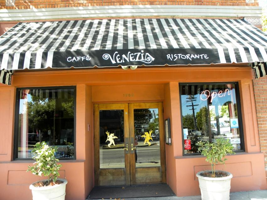Caffe Venezia - Berkeley, CA