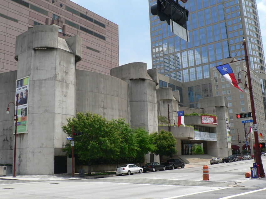 Alley Theatre Theater