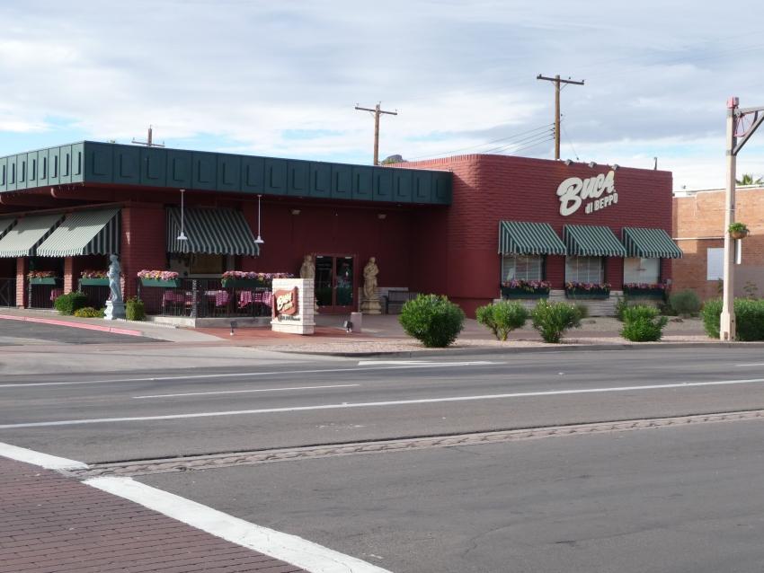 Buca Di Beppo - Scottsdale, AZ