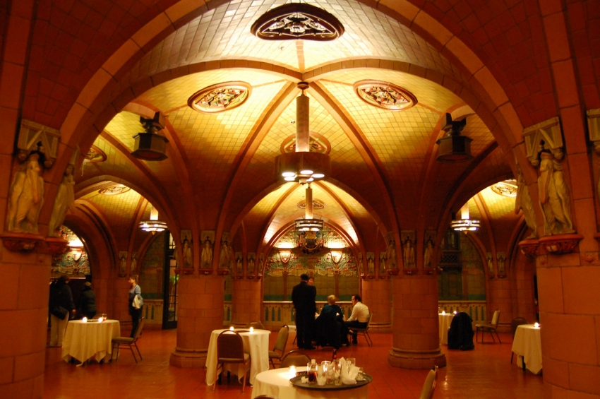 Seelbach Hotel - Rathskeller at Seelbach Hotel | Louisville | Entertainment Venues ...