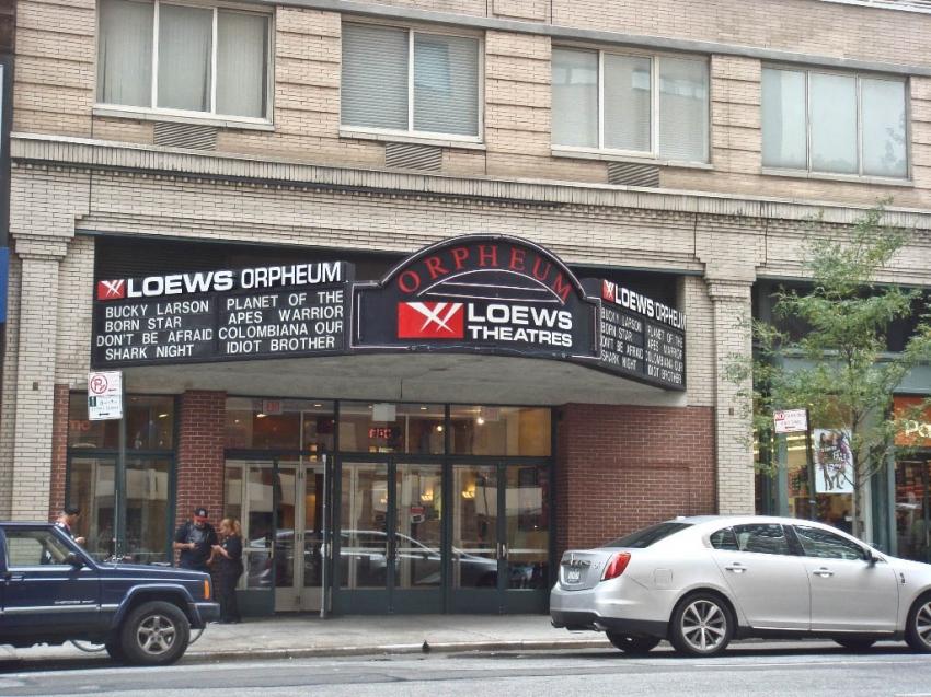 Amc Loews Orpheum 7 New York Cityseeker