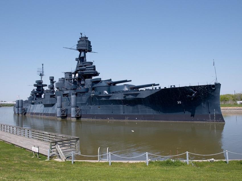 battleship texas la porte cityseeker