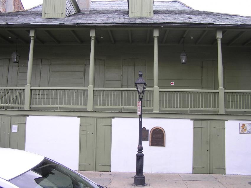 Madame John's Legacy - New Orleans, LA