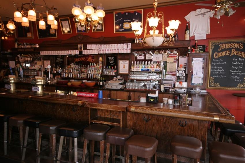 Hobson's Choice Bar - San Francisco, CA