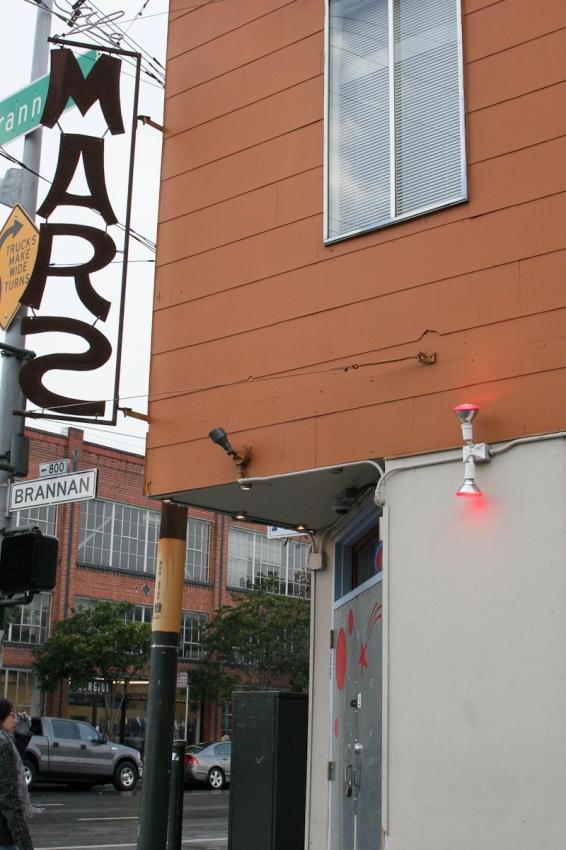 Mars Bar & Restaurant - San Francisco, CA