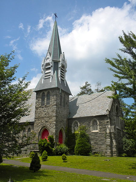 St Peter's Episcopal Church - Philadelphia, PA