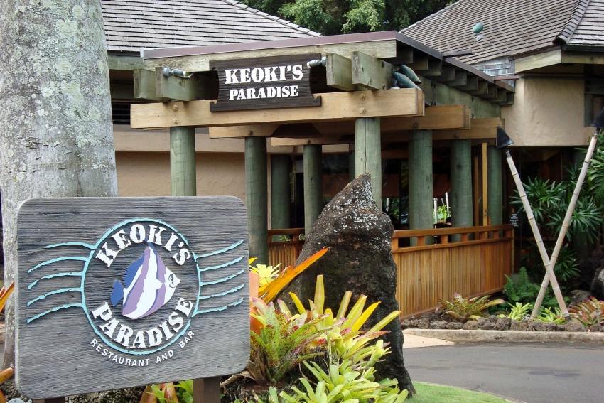 Keoki's Paradise - Koloa, HI
