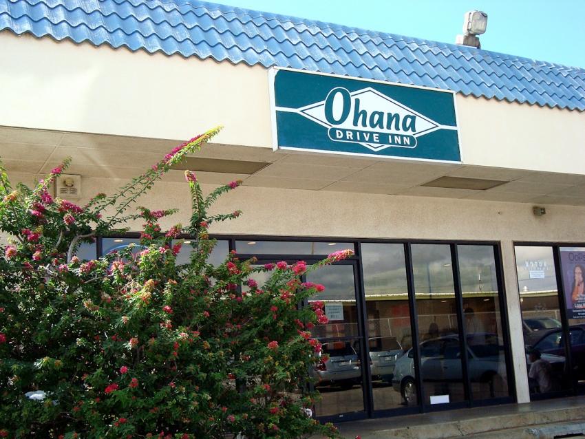 Ohana Restaurant Ewa Beach