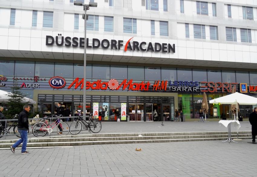 Du00fcsseldorf Arcaden