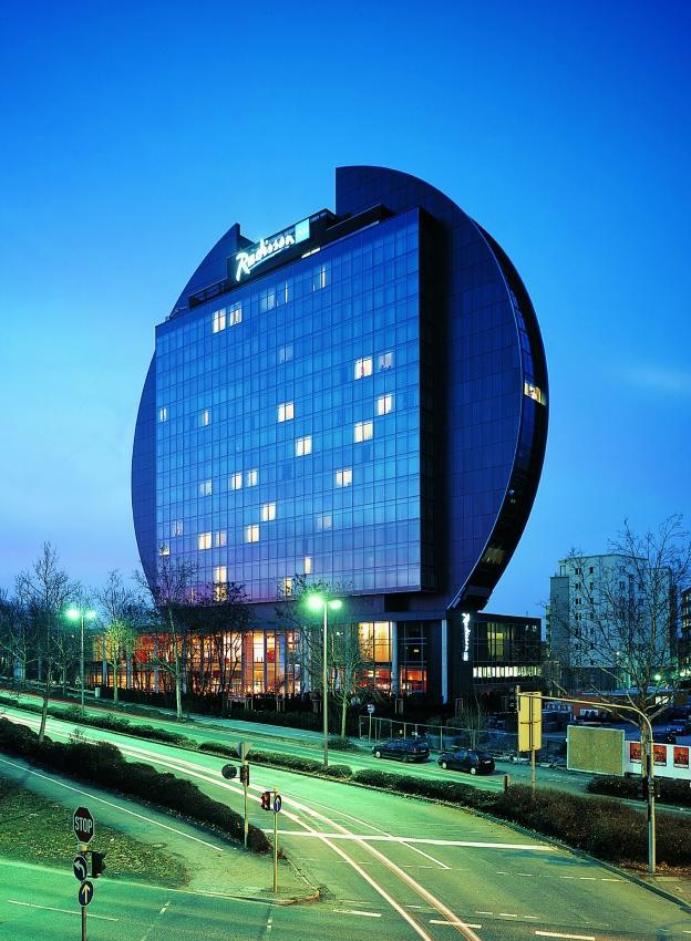 Radibon Hotel Frankfurt