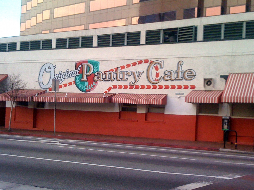 the original pantry cafe los angeles restaurants eventseeker