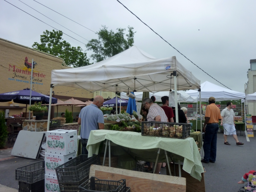Morningside Farmers Market - Atlanta, GA