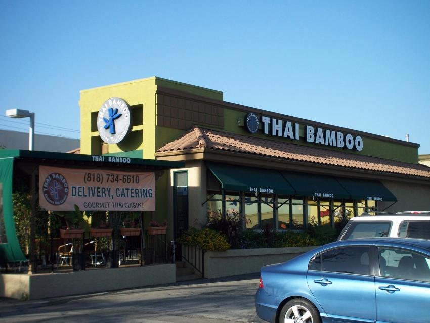 Thai Bamboo - Northridge, CA