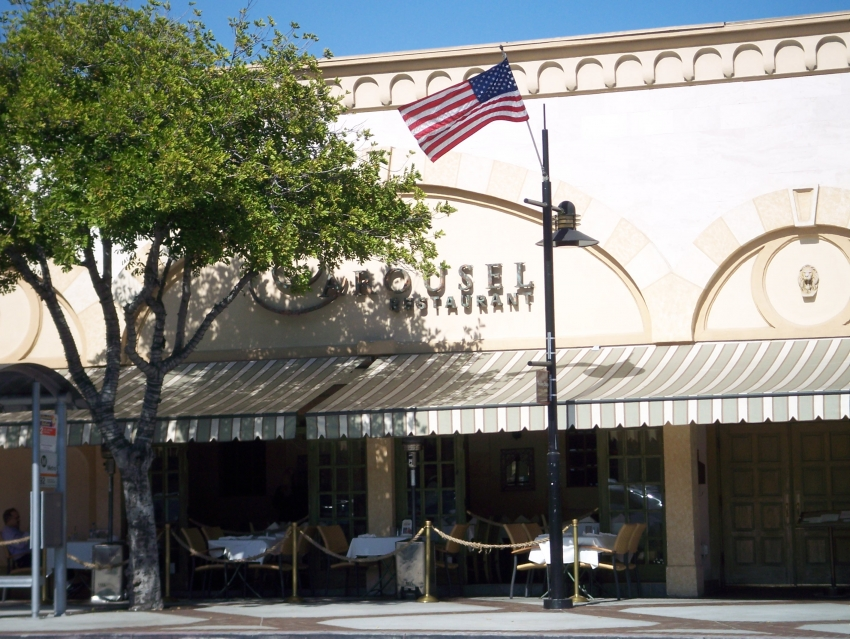 Carousel Restaurant - Glendale, CA