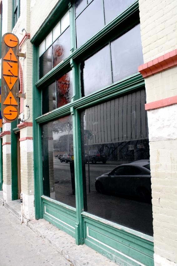 Canvas Bar & Gallery - Austin, TX