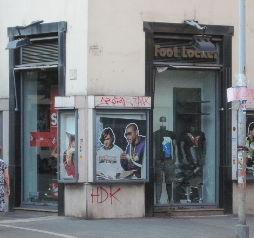 Foot locker roma cityseeker - Foot locker porta di roma ...