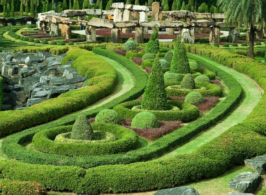 Nong Nooch Tropical Botanical Garden Pattaya Tourist Attractions Sightseeing Eventseeker