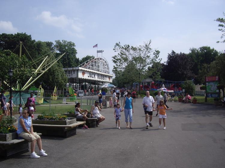 Seabreeze Amusement Park - Rochester, NY