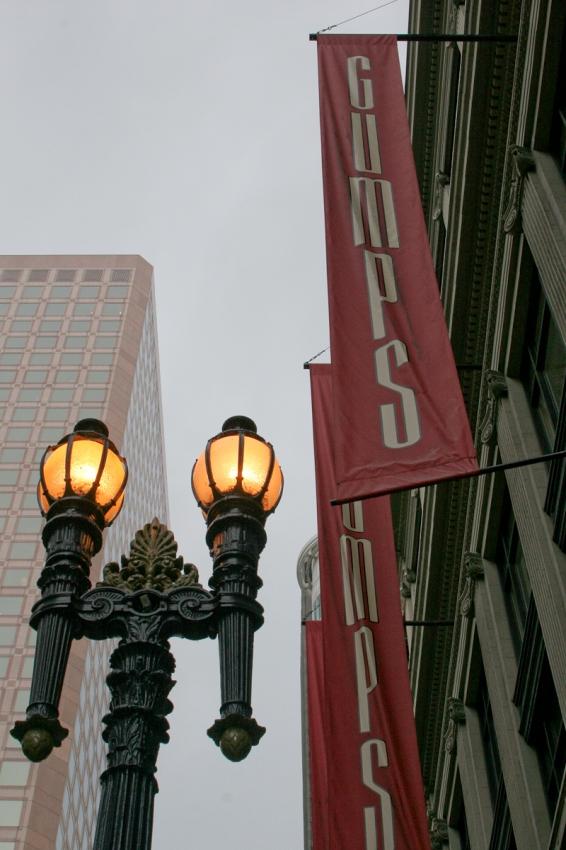 Gump's - San Francisco, CA