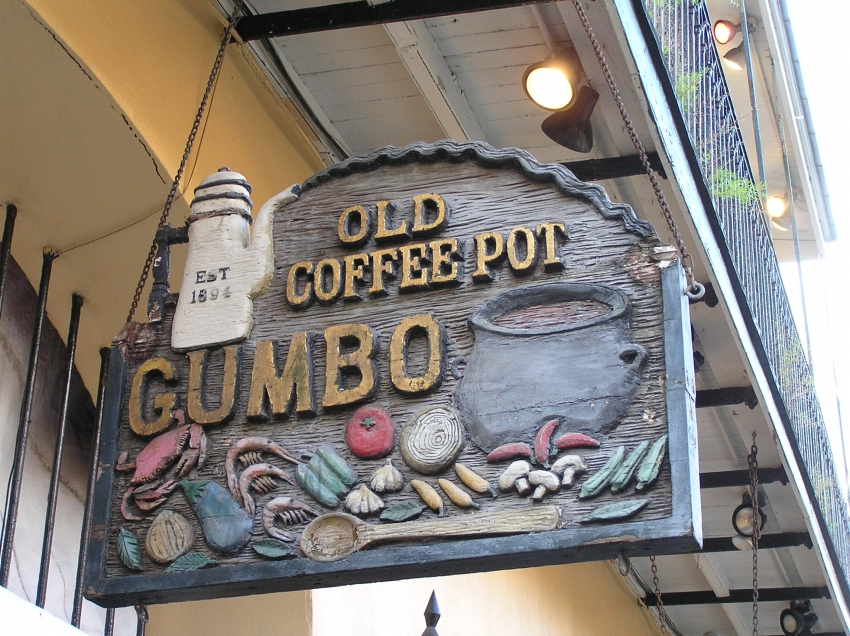 Old Coffee Pot Restaurant - New Orleans, LA