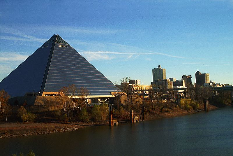 Pyramid Arena - Memphis, TN