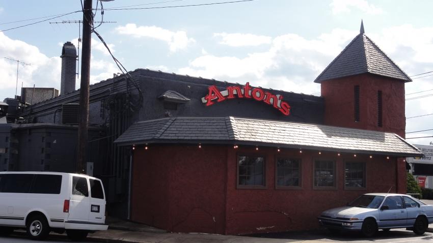 Anton's Restaurant - Greensboro, NC