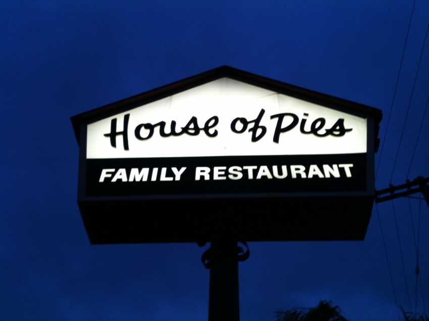 the house of pies restaurant bakery los angeles restaurants eventseeker. Black Bedroom Furniture Sets. Home Design Ideas