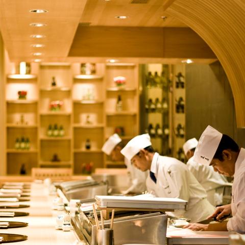 Asuka japanese dining jakarta restaurants eventseeker for Asuka japanese cuisine