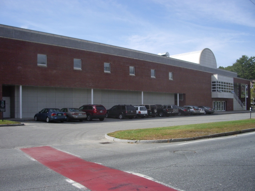 Berry Sports Center