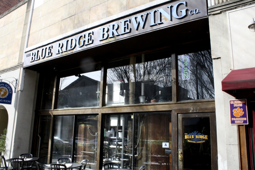 Blue Ridge Brewing Co - Greenville, SC