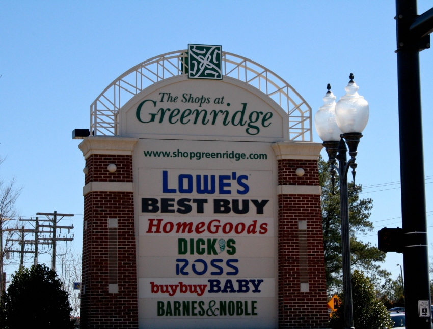 Clothing stores greenville sc
