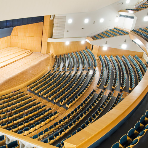 Sala narciso yepes murcia entertainment venues for Sala x murcia