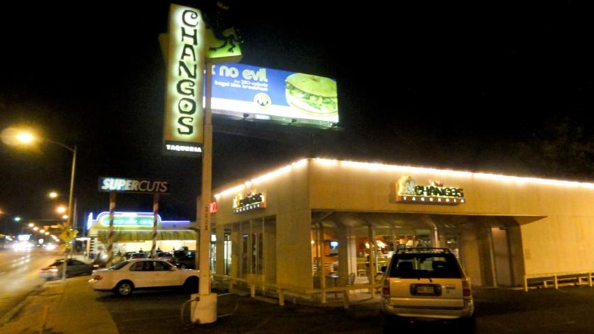 Changos Taqueria - Austin, TX