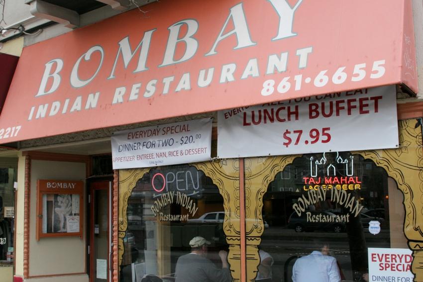 Bombay Indian Restaurant - San Francisco, CA