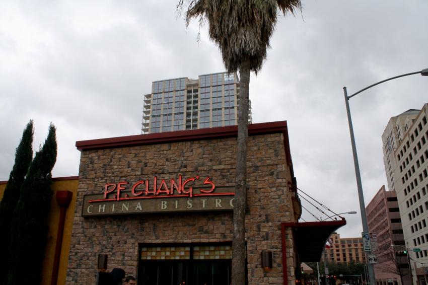 P F Chang's China Bistro - Austin, TX