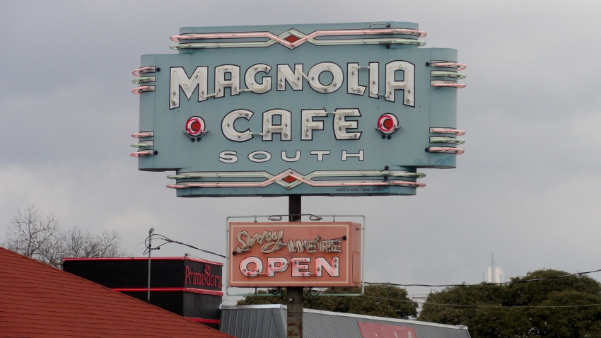 Magnolia Cafe - Austin, TX