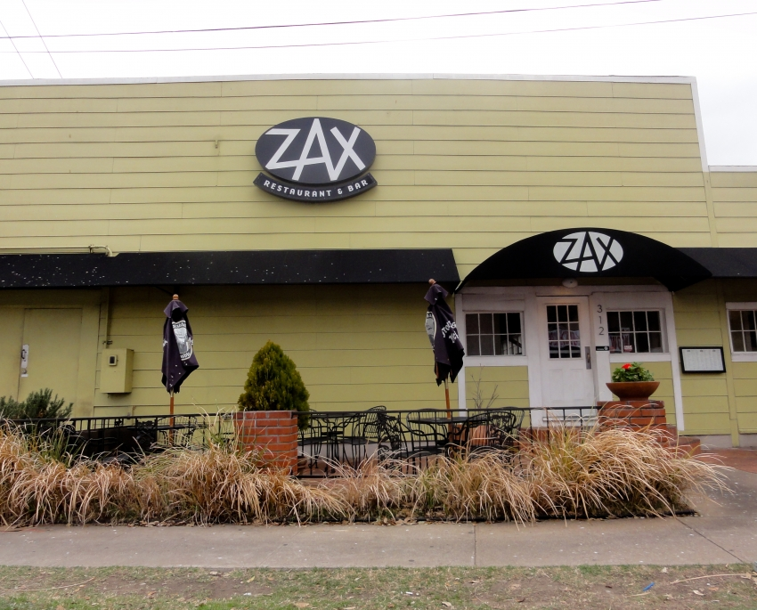 Zax Restaurant & Bar - Austin, TX