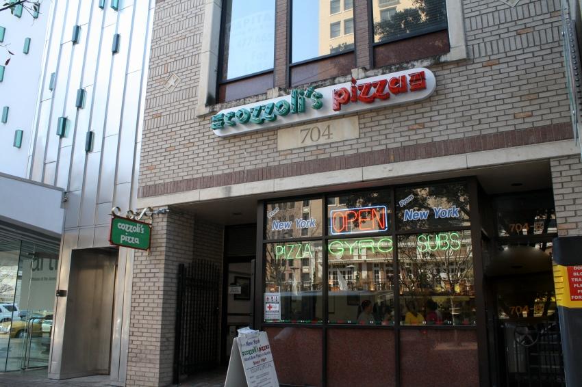Cozzoli's Pizza - Austin, TX