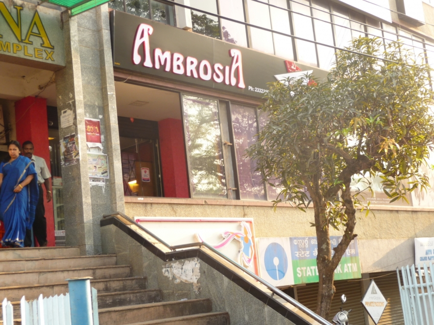 Ambrosia the classic bakehouse thiruvananthapuram cityseeker for Classic bake house