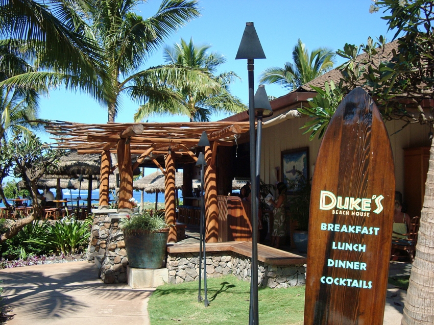 Duke S Beach House Lahaina Cityseeker