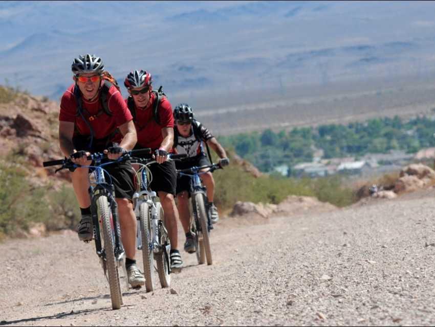 Bootleg Canyon Mountain Biking Map Bootleg Canyon Mountain Bike